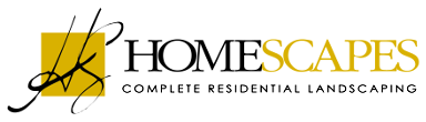 Homescapes Complete Residential Landscaping Logo